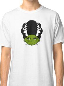 Bride of Frankenstein Pattern Classic T-Shirt