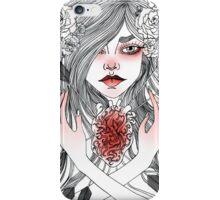 Like an Arrow through a Heart iPhone Case/Skin
