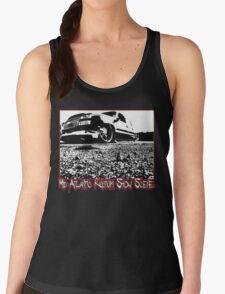truck shirt  Women's Tank Top