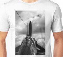 Spitfire B&W Unisex T-Shirt