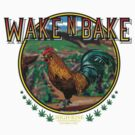 Wake N Bake by kushcoast