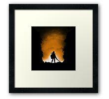 Zelda Hyrule Framed Print