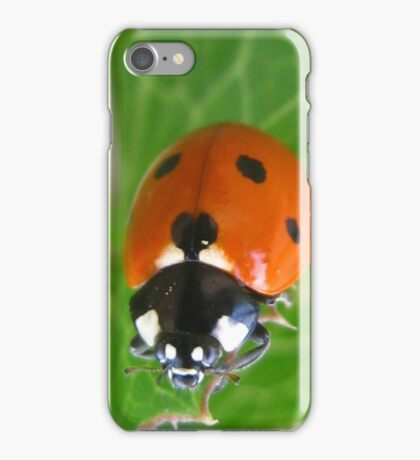 The Lady has a Heart iPhone Case/Skin
