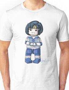 Legolized Sailor Mercury Unisex T-Shirt
