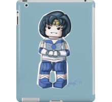 Legolized Sailor Mercury iPad Case/Skin