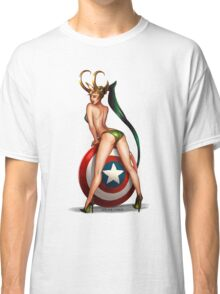 Patriotism Classic T-Shirt
