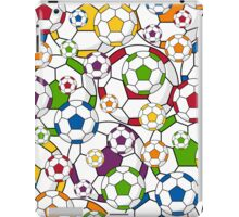 Soccer Football Pattern iPad Case/Skin