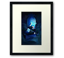 Queen Vivi Framed Print