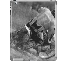 Dirt bikes racing iPad Case/Skin