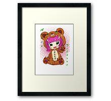 Annie <3 Framed Print