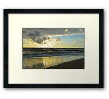 Sea Escape Framed Print