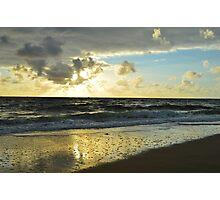 Sea Escape Photographic Print