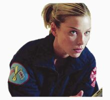 Chicago Fire - Leslie Shay - Lauren German by Duha Abdel.