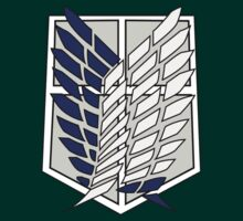 Attack on Titan - Survey Corps Logo (Wings of Freedom) by Fayzun