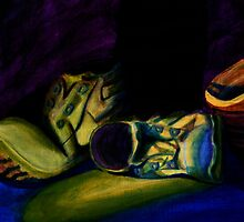 Painted Shoes by reujken