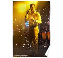 on stage Poster