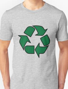 recycle  leonard tbbt Unisex T-Shirt