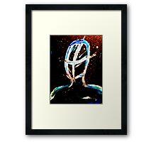 Oblivion Painting Framed Print