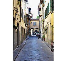 Alleyway Photographic Print