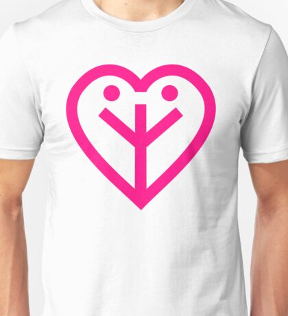 Space Dandy - Pink Unisex T-Shirt