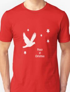 Peace At Christmas Greeting T-Shirt