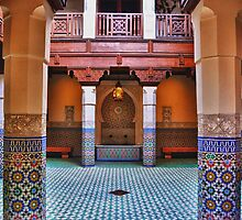 The Fez House @ Morocco Pavilion by Gwilanne Carlos