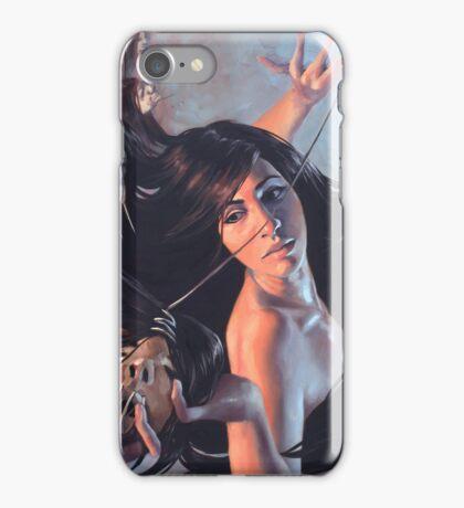 Warrior iPhone Case/Skin