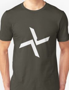 Burial - White Logo T-Shirt