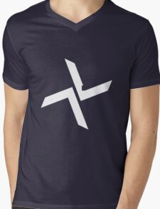 Burial - Minimal Mens V-Neck T-Shirt