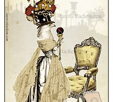 The Major Arcana - The Empress by TheIsidoreTarot