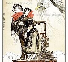 The Major Arcana - The Lovers by TheIsidoreTarot