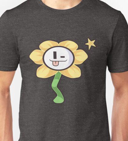 Surprisingly seductive flower from Undertale Unisex T-Shirt