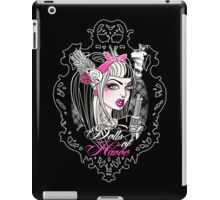 Dolls of Havoc Framed  iPad Case/Skin
