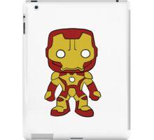 Iron Man Suit Sticker iPad Case/Skin
