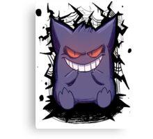 Pokemon, Gengar  Canvas Print