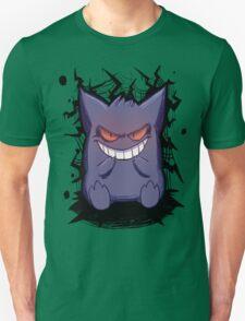 Pokemon, Gengar  T-Shirt