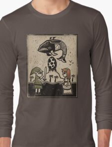 The Hero's Dream Long Sleeve T-Shirt