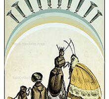 The Minor Arcana - Ten of Cups by TheIsidoreTarot