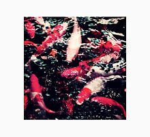 Cool Red Koi Fish in the Water Classic T-Shirt