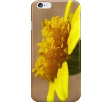 Bright Yellow Flower iPhone Case/Skin