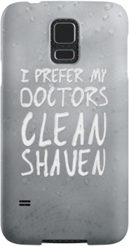 I Prefer My Doctors Clean Shaven by PineappleGear