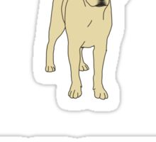 Labrador Colors Sticker