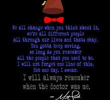 Matt's Final Words by SaidWithLove