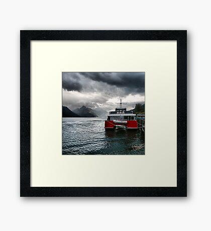 Queenstown Framed Print