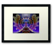 Lux Libertas Rameses Framed Print