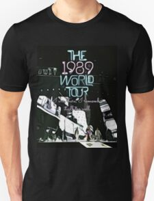 1989 tour where you there Unisex T-Shirt