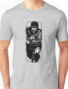Figure 11 Military Gun Range Target Unisex T-Shirt