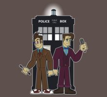 The Day of the Doctor by DrewBird