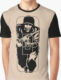 Figure 11 Military Gun Range Target Graphic T-Shirt