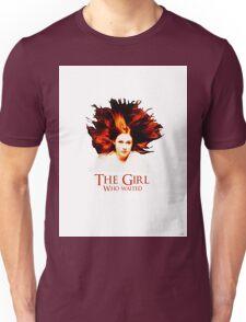 Doctor Who - Amelia Pond - The Girl Who Waited Unisex T-Shirt
